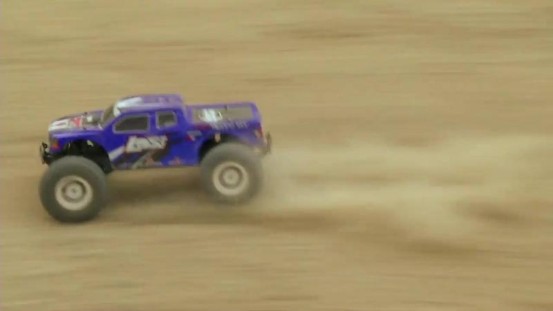 Losi TENACITY Monster Truck 4WD RTR
