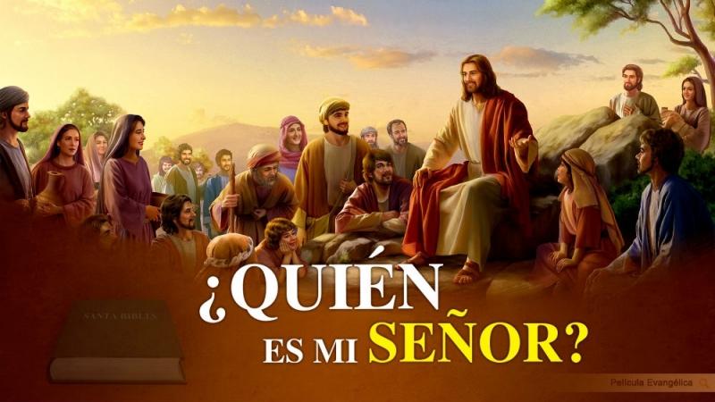 Película cristiana completa en español ¿Quién es mi Señor ¿Es la Biblia el Señor, o es Dios