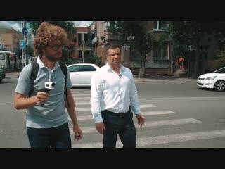 Мэр Шарыпов и блогер Варламов. Иваново. Стрелка в 7 часов у Риата. Дед Архимед