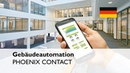 Cost-effective building management with IoT technology by PHOENIX CONTACT