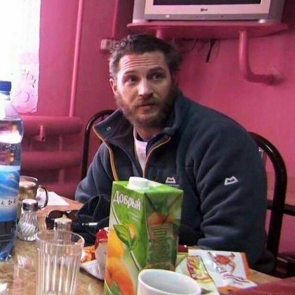 Голливудская суперзвезда Том Харди побывал в Якутии.