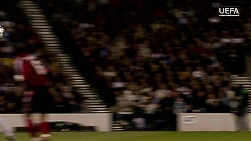 Гол Зидана в финале Лиги Чемпионов