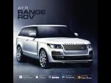AY R - Range Rov(Анимация обложки от Lomaxstudio)