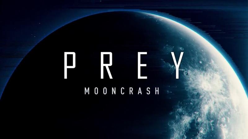 Prey: Mooncrash - aktualizacja Księżyc Rogalik