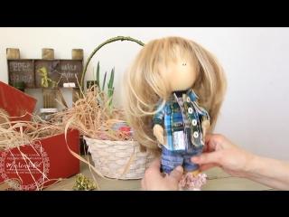 Портретная куколка