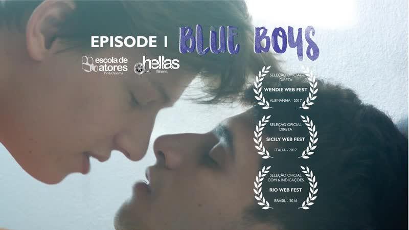 Гей сериал - Голубые Мальчики 1 серия |короткометражка-озвучка/дубляж/перевод|