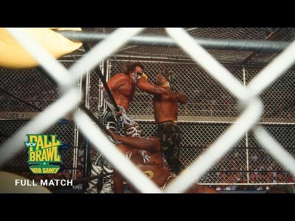 FULL MATCH - The Hulkamaniacs vs. The Dungeon of Doom: WarGames Match: WCW Fall Brawl 1995