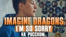 На русском: Imagine Dragons — I'm So Sorry (Acoustic Cover)