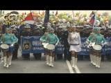 Около 30 тысяч человек приняли участие в традиционной первомайской демонстрации во Владивостоке