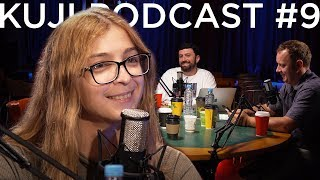 KuJi Podcast 9: Ася Казанцева