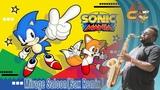 Mirage Saloon - Sonic Mania(Tee Lopes) Sax Dragon Remix