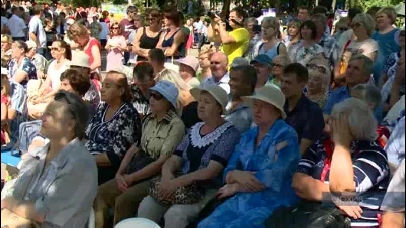Посетителей «Пензенского Спаса» угостят гигантским яблочным пирогом