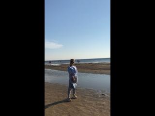 У самого синего моря...💨🌊