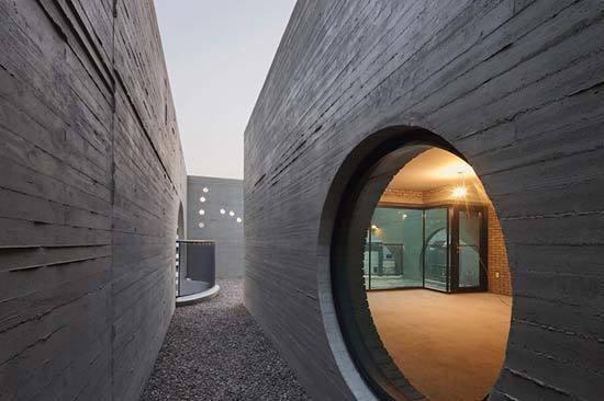 Две Луны корейской архитектурной студии Moon Hoon