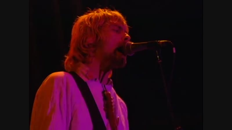 Nirvana - Lithium (Live at Reading 1992)