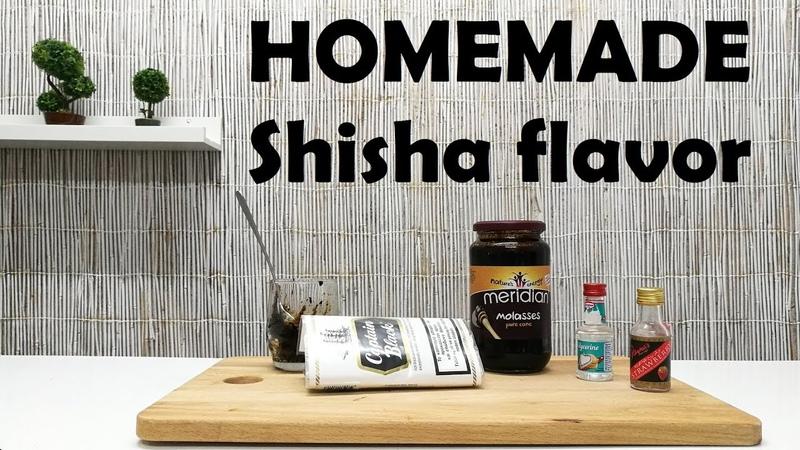 Homemade Shisha Flavor