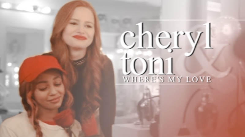 Cheryl and Toni come back home DELETED SCENES