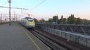 Eurostar 4033/4034 komt door Antwerpen Berchem