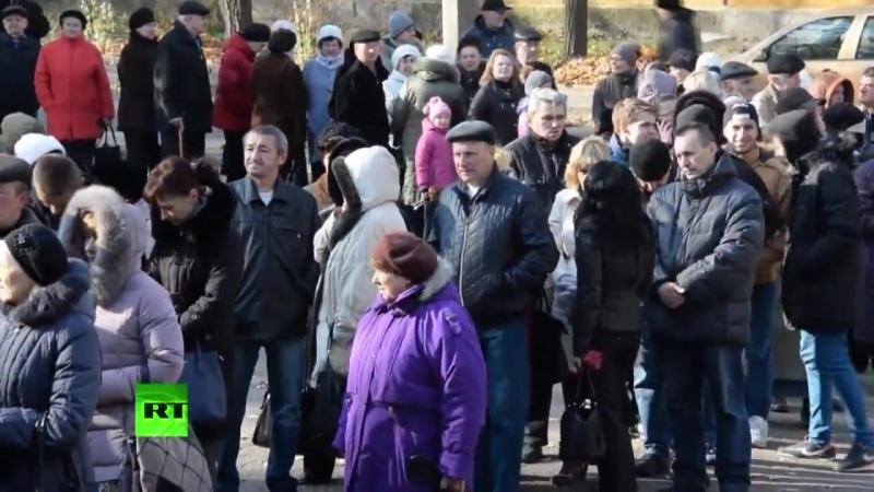 ДНР и ЛНР (Ополчение, Новороссия) Выборы в Новоросии Ложь хунты