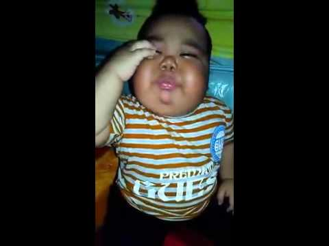 Video Bayi Lucu Video Viral Terlucu 2018 Ijon Nangis di Nasihatin Baba