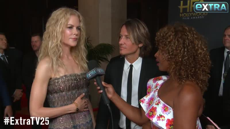 Nicole Kidman Clears Up Rumors She Drove to 'Boy Erased' Premiere with Flat Tire