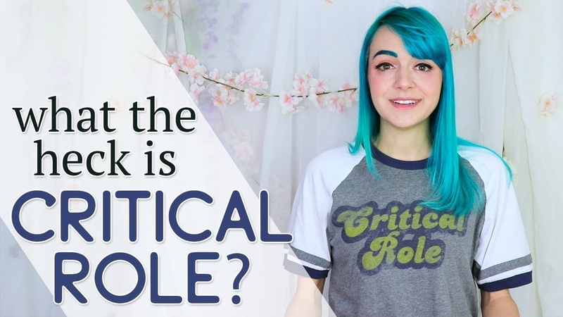What the heck is Critical Role?