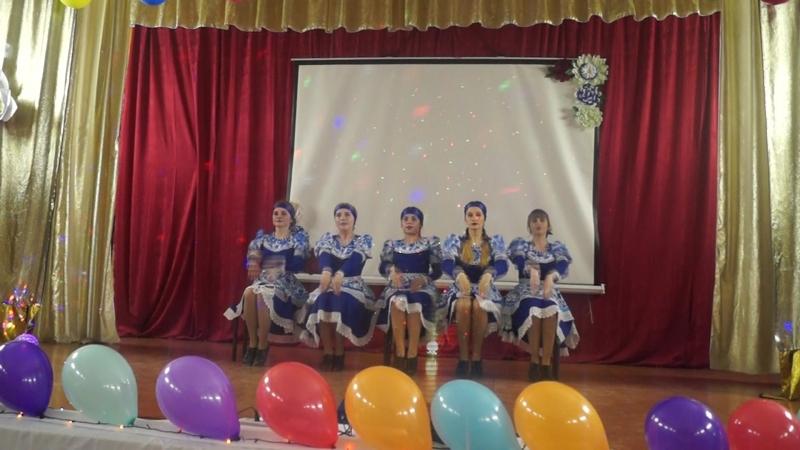 Танцевальная группа Ритм танец Варенька