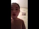 Зарина Нұрмаханова - Live