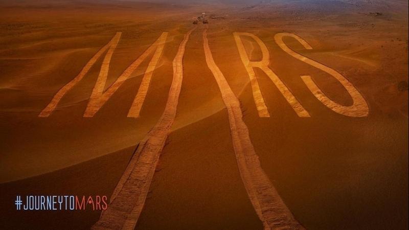 BBC. Человек на Марсе. Экспедиция на красную планету (2014) (Man on Mars: Mission to the Red Planet)