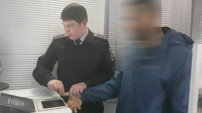 Арзамасские полицейские выявили факт незаконной миграции