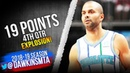 Tony Parker Full Highlights 2018 12 28 Hornets vs Nets 19 Pts 17 Pts In The 4th FreeDawkins