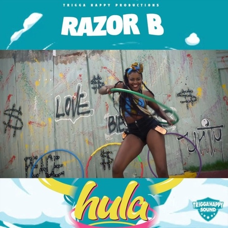 "Razor B on Instagram: ""ME GO JAMAICA 🇯🇲GIRLS AH HULA HOOP (@therealrazorb) @kimikoversatile hulawine Edit by @laddymack @trigga_happy_sound @teamr..."