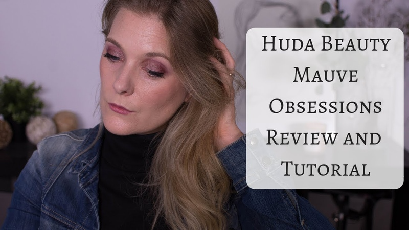 Huda Beauty Mauve Obsessions Review and Tutorial