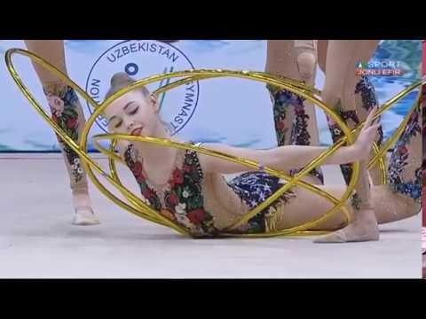 Russia - 5 Hoops Final - WC Tashkent 2018