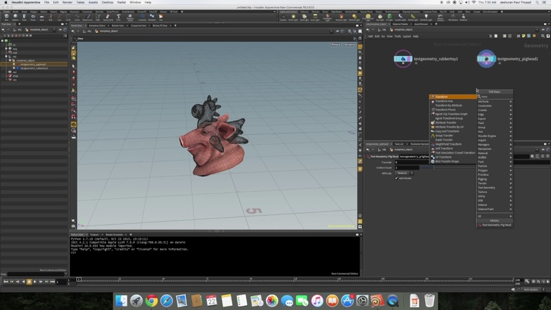 Houdini Tutorial - 3D Object Morphing using Open VDB Morph and SOP Solver