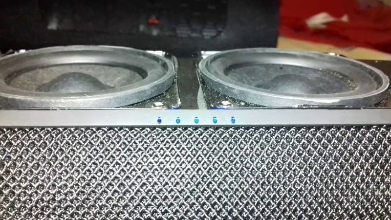 JBL Xtreme Replica Sound Test And Bass Test Тест Звука и Басса