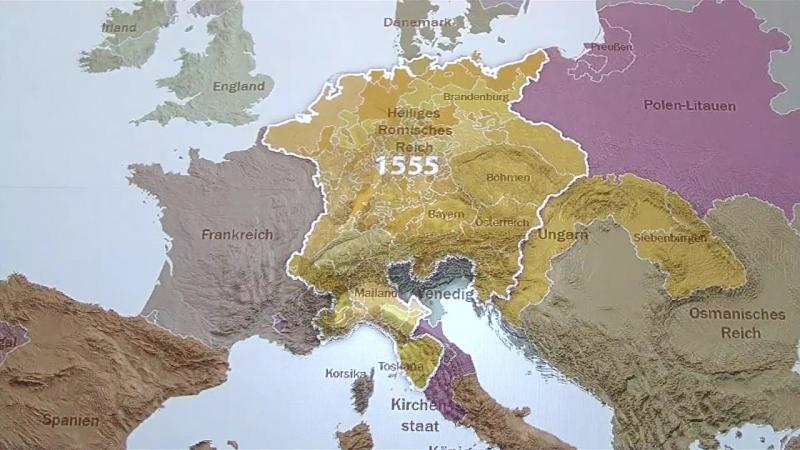 Der Wandel von den freien Germanen zum heutigen besetzten Gebiet BRD..mp4