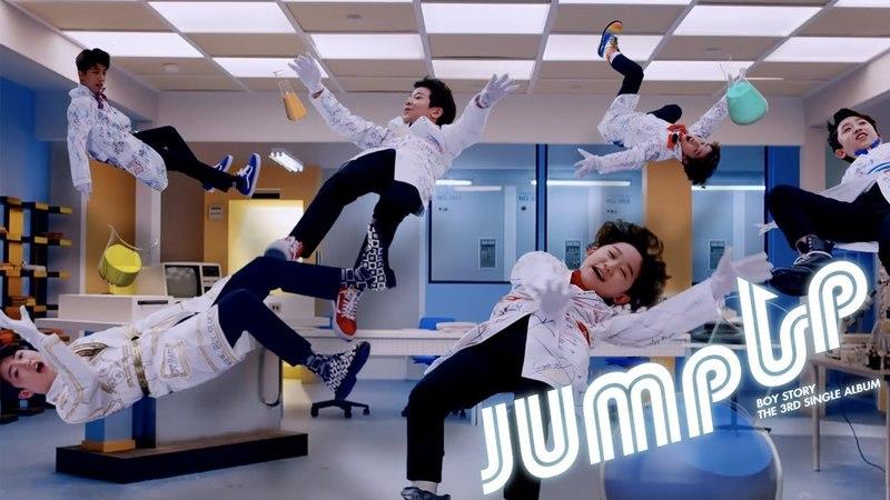 BOY STORY 3rd Single 《Jump Up》中文字幕版MV