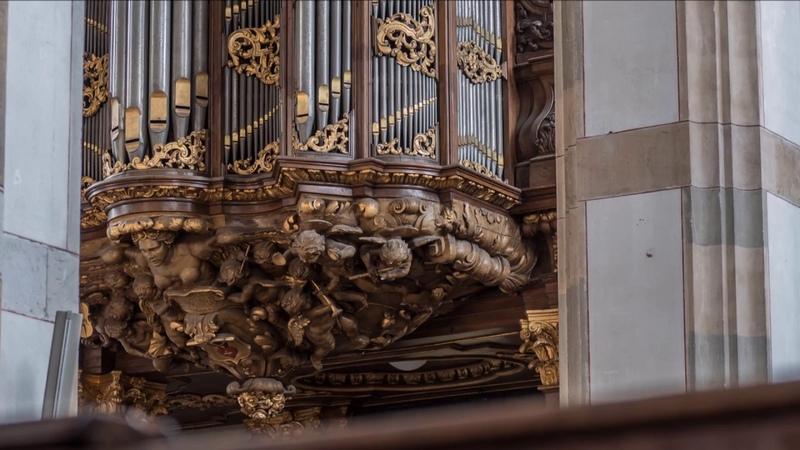 J.S. Bach - 'Jesu, meine Freude' (BWV 713)