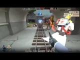 SOMBRA VS SPY RAP BATTLE by JT Music (Overwatch vs TF2).overWC
