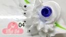 Học Làm Hoa Kem Banh Kem Bánh Sinh Nhật Đẹp ( 04 ) Learn flower cream Buttercream ( 04 )