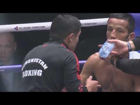 Герин Сох Фонку vs. Ахмаджон Инаков | Турнир по боксу RCC Boxing Promotions