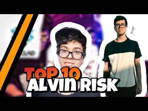 TOP 10 -Songs by Alvin Risk-