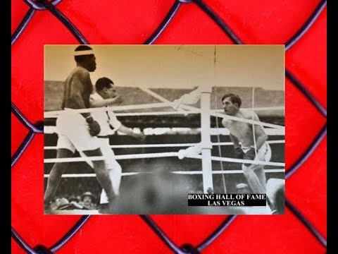 Battling Siki KOs Georges Carpentier - September 24, 1922 Wins Light Heavyweight Crown