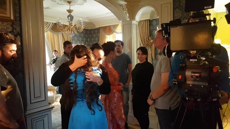 Камила Отарова крайняя смена в шикарном проекте, Киев 2017 , роль Римас.