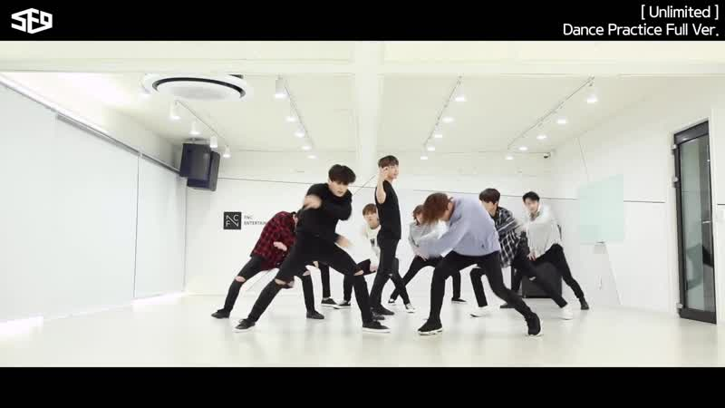 181113 SF9 Unlimited Dance Practice