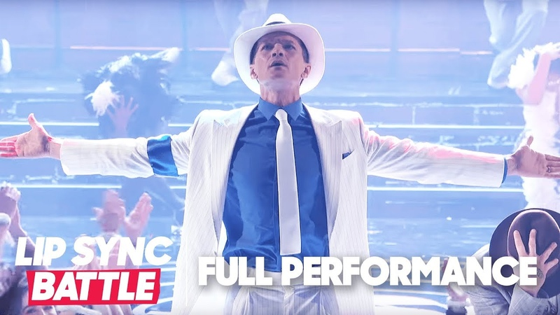 "Neil Patrick Harris Performs ""Smooth Criminal"" 
