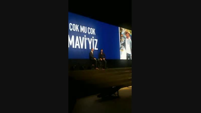 Kıvanç Tatlıtuğ, MARKA2018 Konferansından. 6