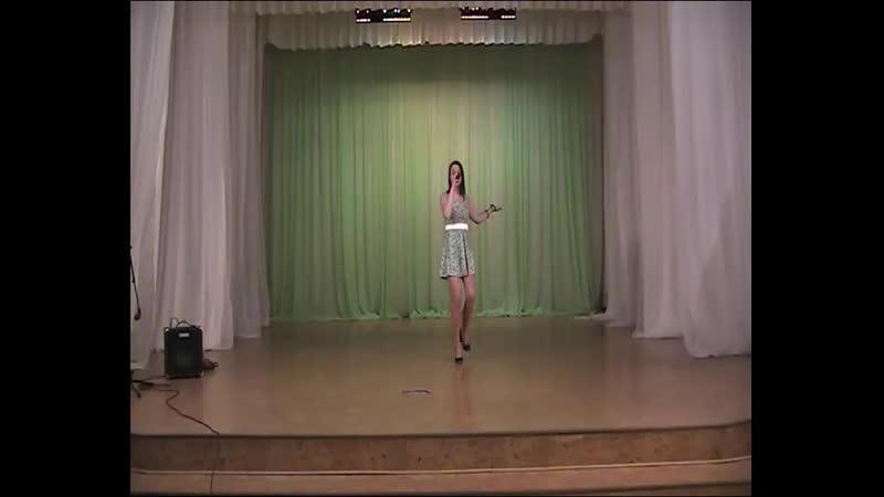Кристина Тишкевич - Красками разными ( Дарина Шмидт - cover )