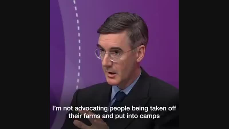 He actually said this bbcqt